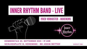 Inner Rhythm Band - LIVE @Der Vorkoster Hohenems