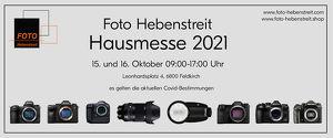 Foto Hebenstreit Hausmesse 2021